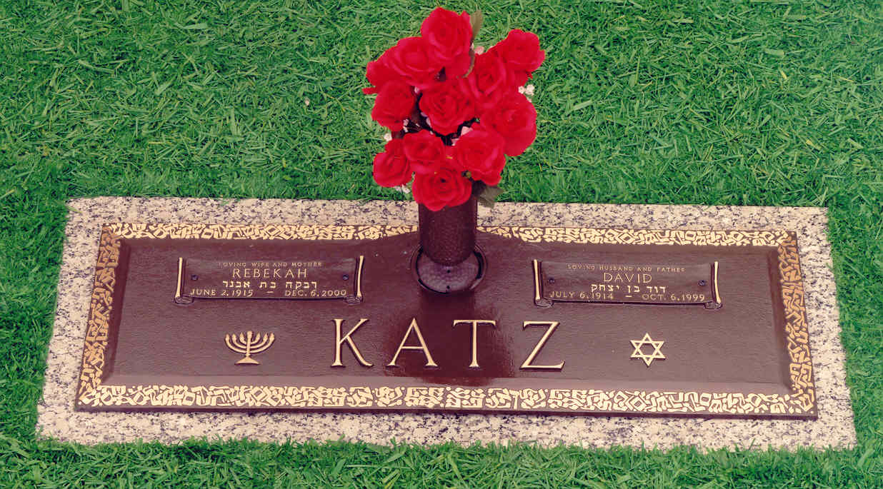 jewish funeral care grave markers