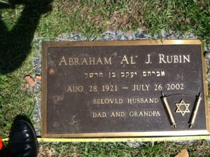 Rubin, Abraham for Muriel