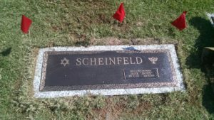 Scheinfeld, Jane completed